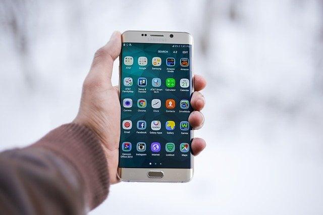 Hjælp til iPhone eller Android