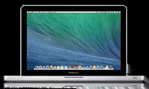 Reparation af macbook pro 13